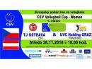 TJ Ostrava - UVC Holding Graz