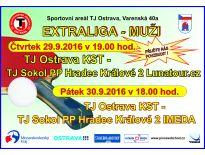 TJ Ostrava - Hradec Králové