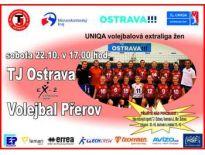 TJ Ostrava - Volejbal Přerov