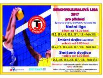 Beachvolejbalová liga pro veřejnost