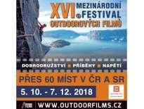 XVI. ročník Mezinárodního festivalu...